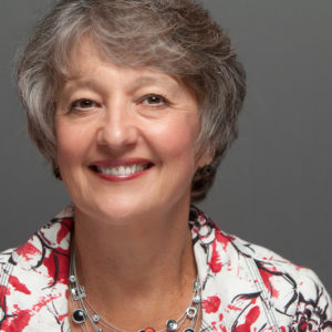 Head shot of Policy Studies  Professor Kathy Brock